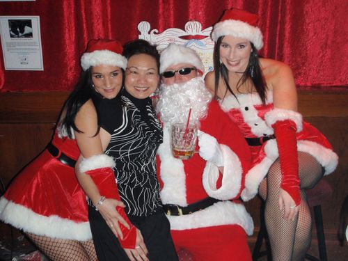 Nasco Bad Santa Party